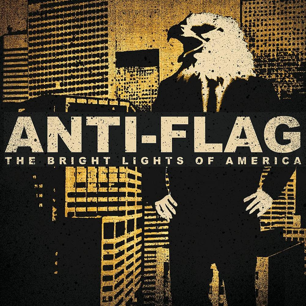 Anti-Flag - Bright Lights Of America [Limited Gatefold, 180-Gram White LP]
