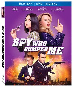 The Spy Who Dumped Me [Movie]