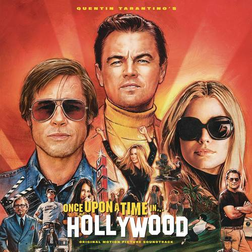 Quentin Tarantino's Once Upon a Time in Hollywood Original Motion Picture Soundtrack [2LP]