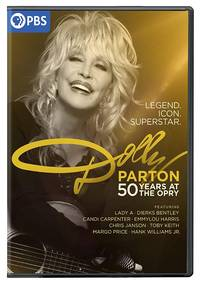 Dolly Parton - Dolly Parton & Friends: 50 Years at the Opry [DVD]