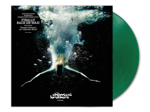 Further [Indie Exclusive Limited Edition Transparent Green 2LP]