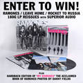 Enter To Win A Ramones Prize Pack!