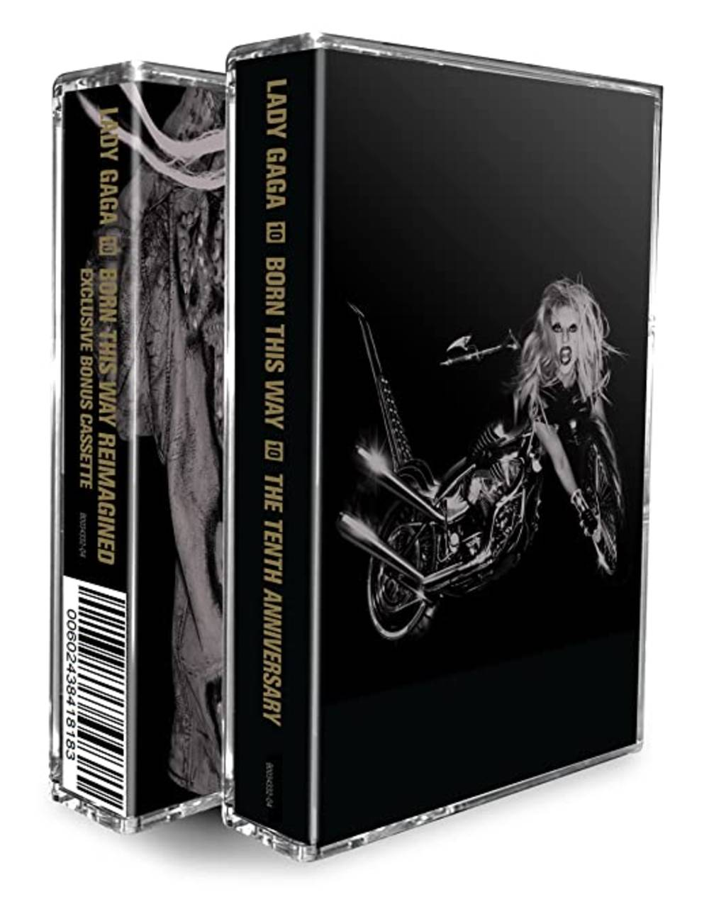 Lady Gaga - Born This Way: The Tenth Anniversary [2 Cassette]