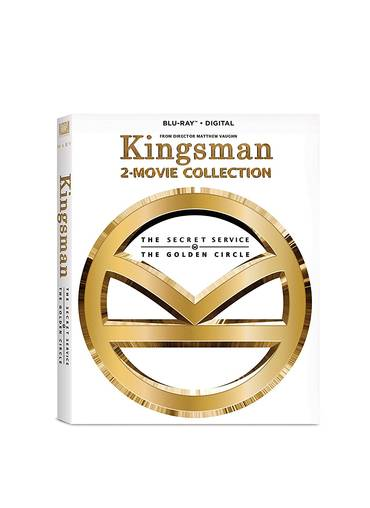 Kingsman: 2 Movie Collection