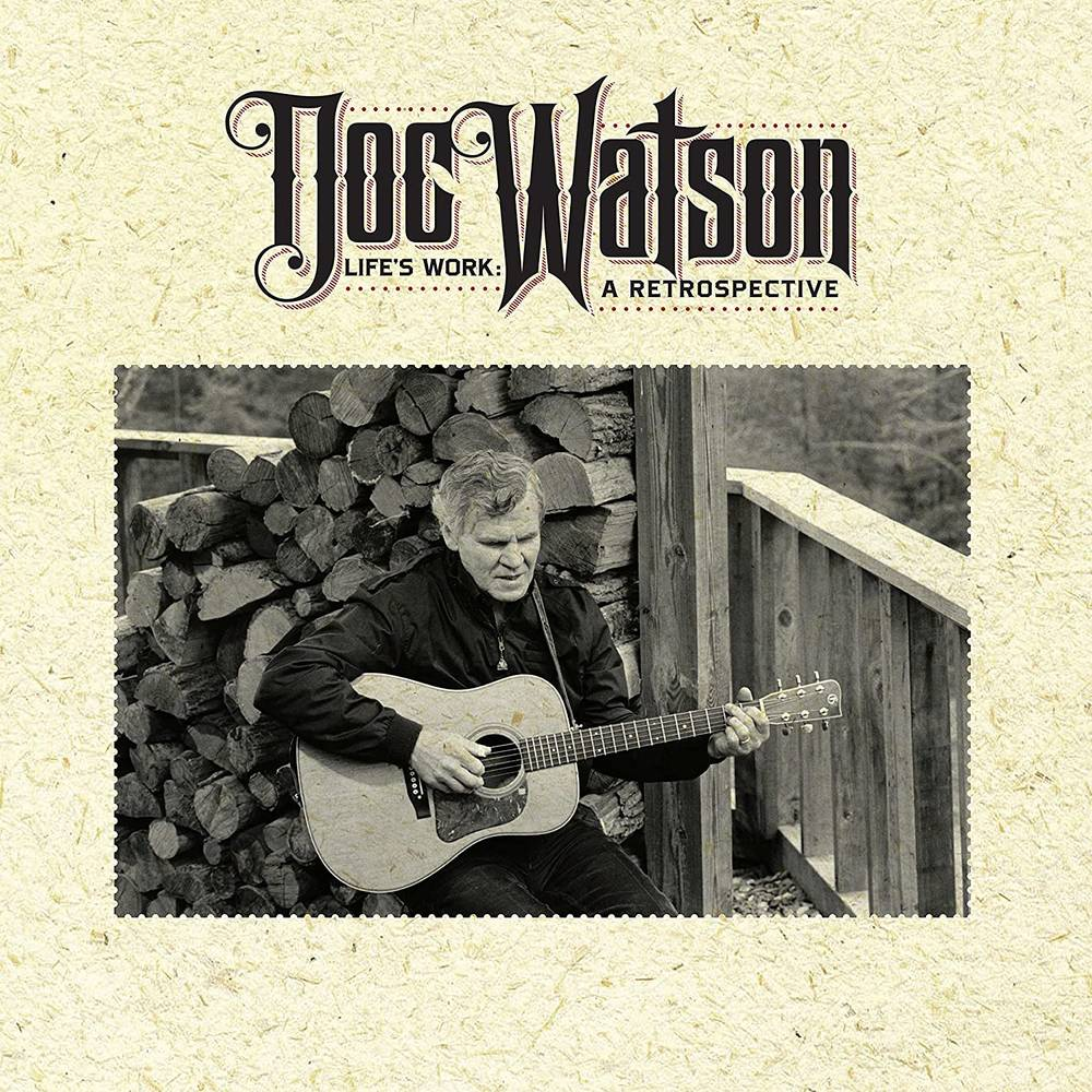 Doc Watson - Life's Work: A Retrospective [4 CD Box Set]