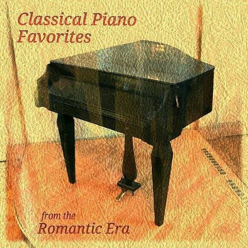 Classical Piano Favorites From The Romantic Era