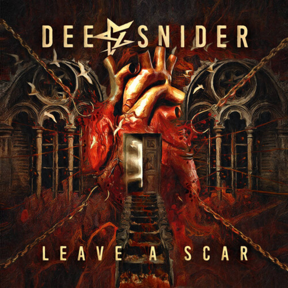 Dee Snider - Leave A Scar [Indie Exclusive Limited Edition Red LP]