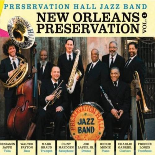 Vol. 1-New Orleans Perservation
