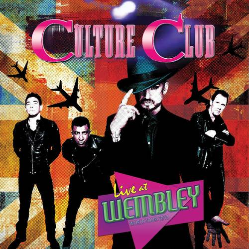 Culture Club: Live At Wembley [Blu-ray/DVD/CD]