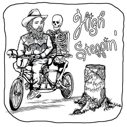 High Steppin' - Single
