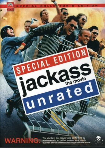 - Jackass The Movie