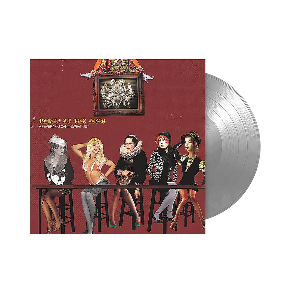 Panic! At The Disco - A Fever That You Can't Sweat Out: FBR 25th Anniversary [Silver LP]