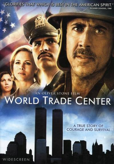 Cage/Bello/Gyllenhaal - World Trade Center