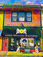 GOLD MILLION RECORDS