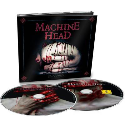 Machine Head - Catharsis [Deluxe CD/DVD]