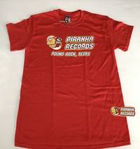 Piranha Records - Building Block Logo Shirt [Large]