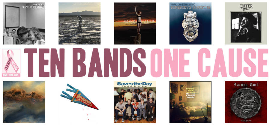 Ten Bands One Cause 2019