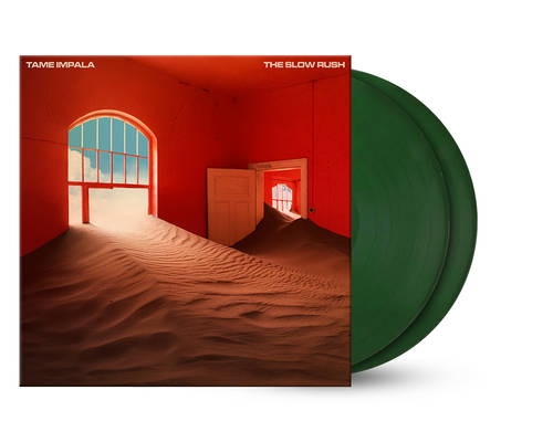 The Slow Rush [Forest Green 2LP]