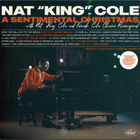 Nat King Cole - A Sentimental Christmas With Nat King Cole And Friends: Cole Classics Reimagined [LP]