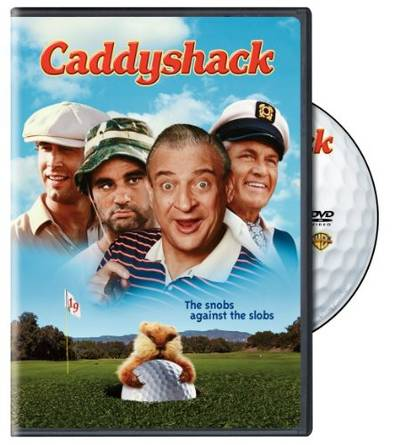 Murray/Chase/Dangerfield - Caddyshack