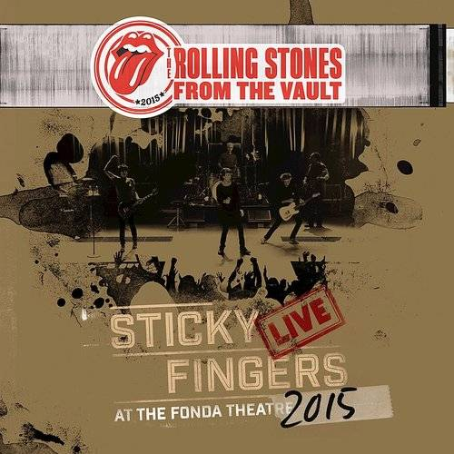 From The Vault: Sticky Fingers Live at The Fonda Theatre 2015