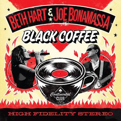 Beth Hart & Joe Bonamassa - Black Coffee [Red LP]