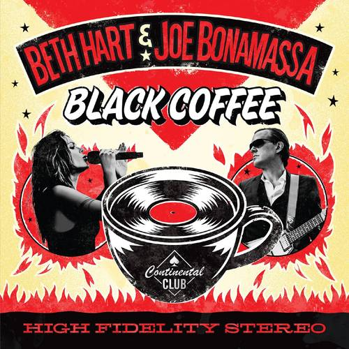 Black Coffee [Red LP]