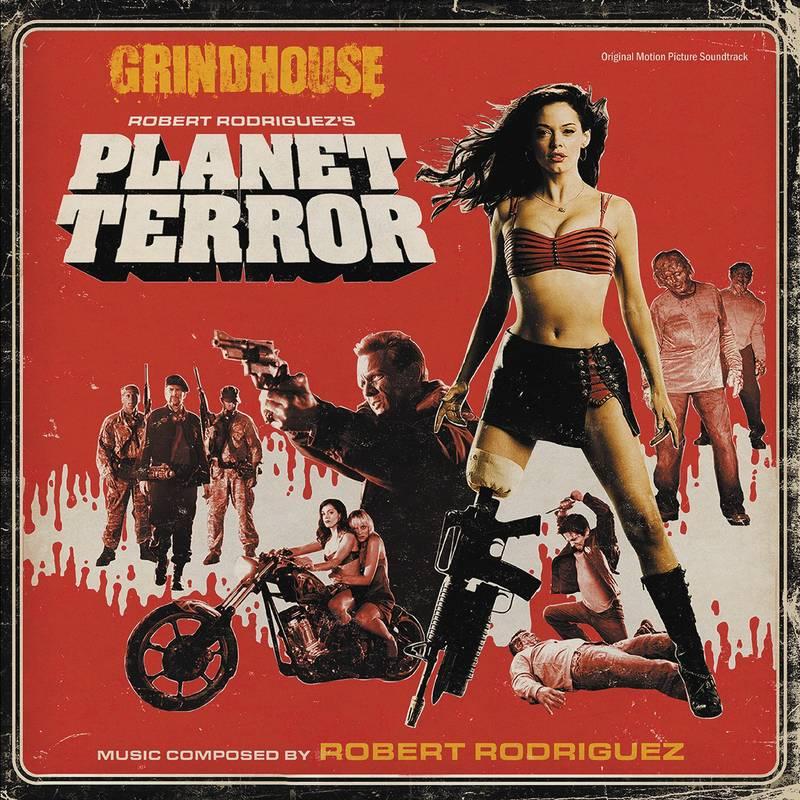 Various Artists Planet Terror Original Soundtrack