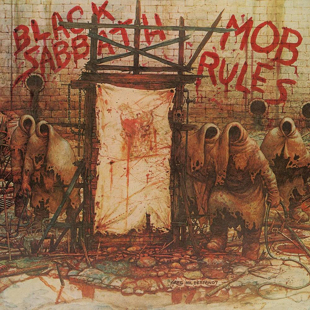 Black Sabbath - Mob Rules: Deluxe Edition [2LP]