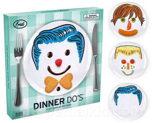 Dinner Do's Boy 3/Set