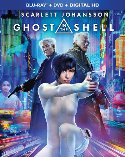 Ghost In The Shell [Movie] - Ghost In The Shell
