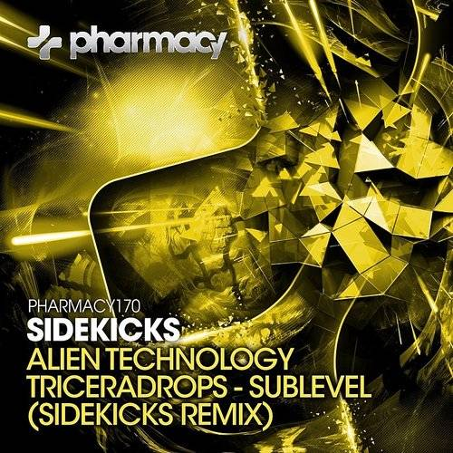 Alien Technology/ Sublevel - Single