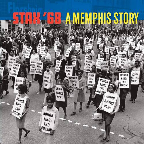 Stax '68: A Memphis Story [5CD Box Set]
