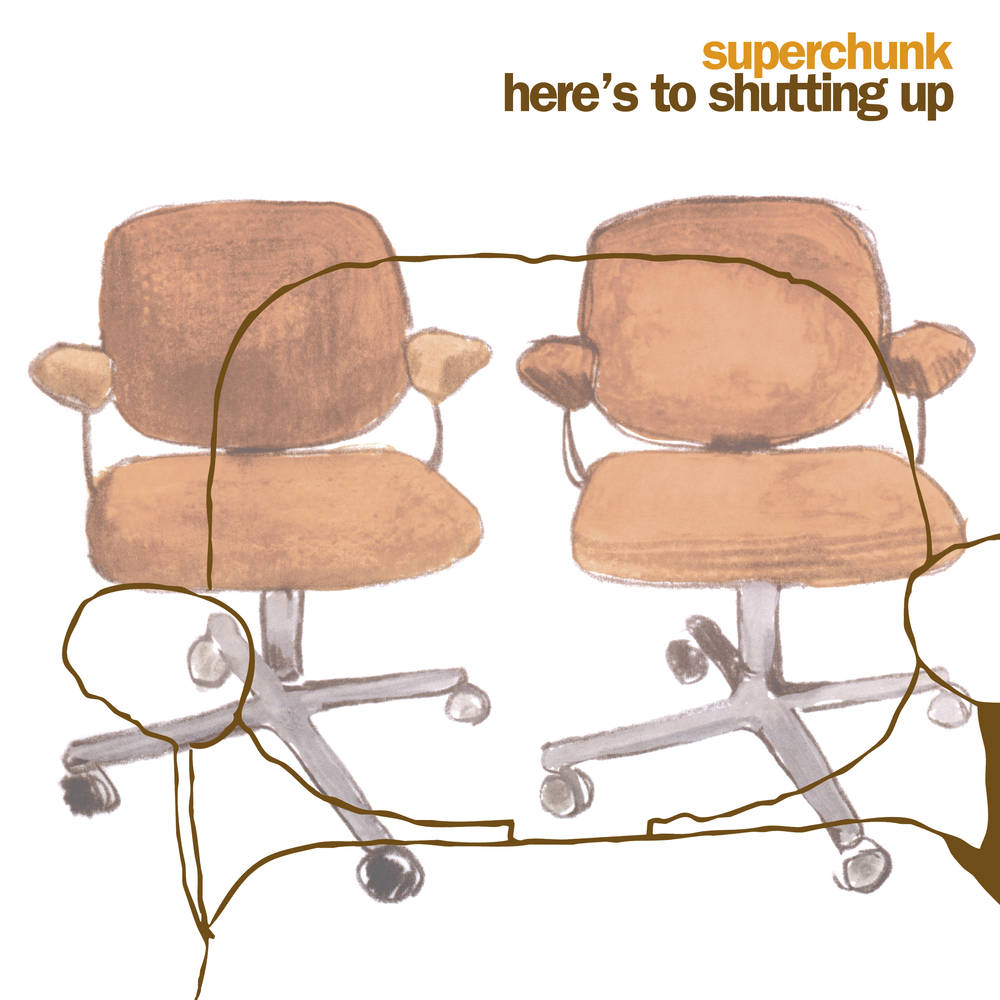 Superchunk - Here's to Shutting Up: 20th Anniversary Reissue [LP+CD]