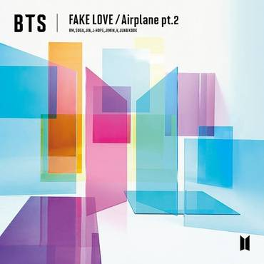 Fake Love / Airplane Pt.2 - Single