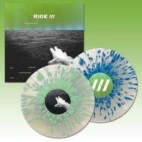 Ride - This Is Not A Safe Place [Indie Exclusive Limited Edition Clear with Green/Blue Splatter 2LP]