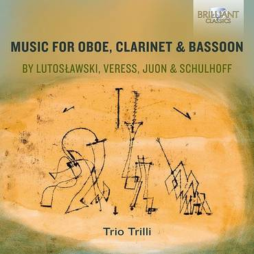 Music For Oboe & Clarinet