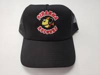 Piranha Records - Embroidered Logo Trucker Hat