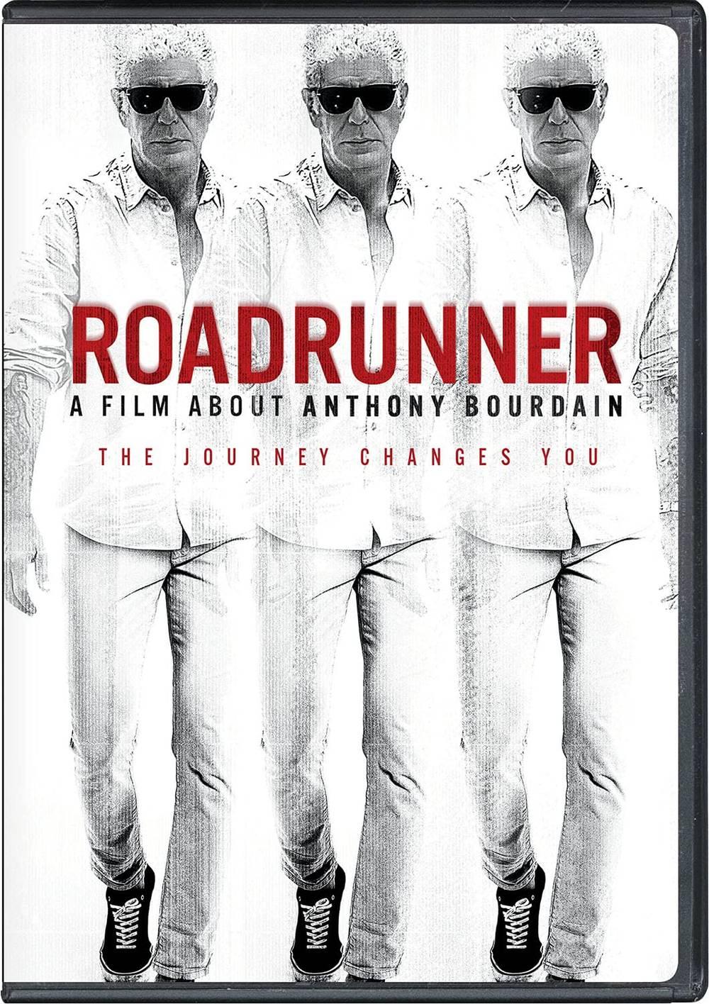 Anthony Bourdain - Roadrunner: A Film About Anthony Bourdain