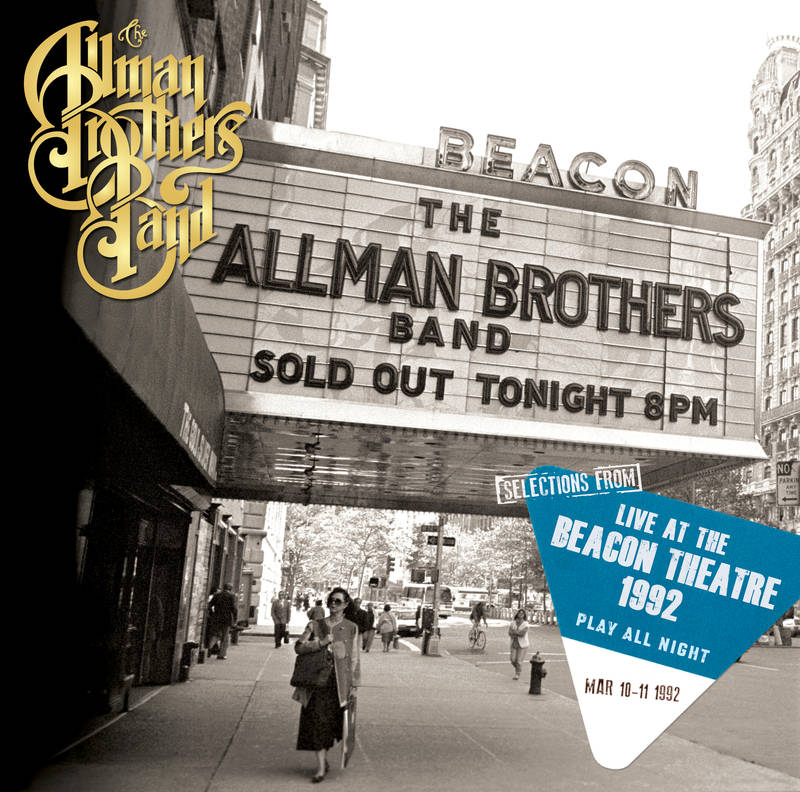 THE ALLMAN BROTHERS SELECTIONS FROM: PLAY ALL NIGHT: LIVE AT THE BEACON THEATRE 1992