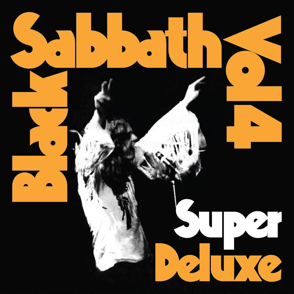 Black Sabbath - Black Sabbath Vol. 4: Super Deluxe Edition [5LP]