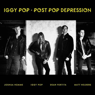 Iggy Pop - Post Pop Depression [Deluxe Edition LP]