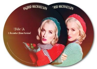 Ingrid Michaelson - Songs For The Season B-Sides [Indie Exclusive Small Business Saturday]