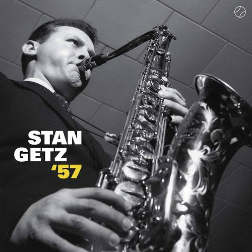 Stan Getz 57 (Bonus Tracks) [Import Limited Edition LP]