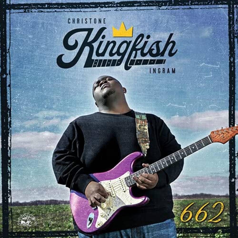 """Christone """"Kingfish"""" Ingram - 662 [Purple LP]"""