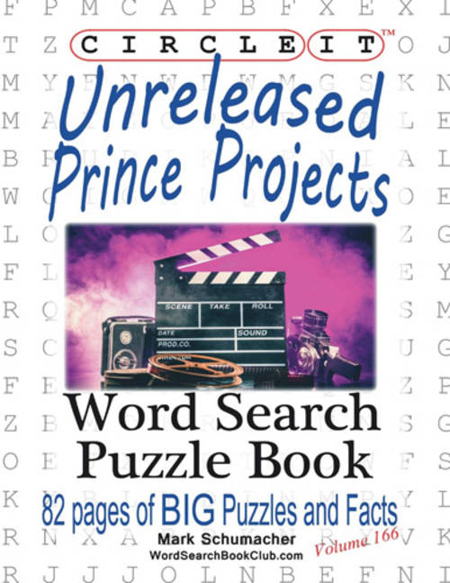 Unreleased Prince Projects Word Search