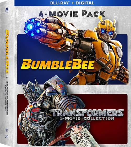 Bumblebee & Transformers Ultimate 6-Movie Collection