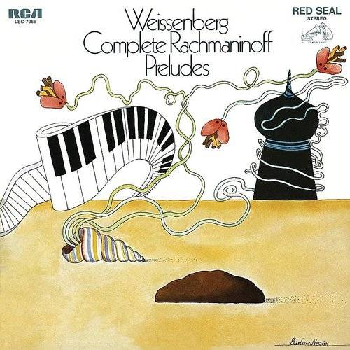 Preludes, Op. 23: Weissenberg Plays Complete Rachmaninoff Preludes