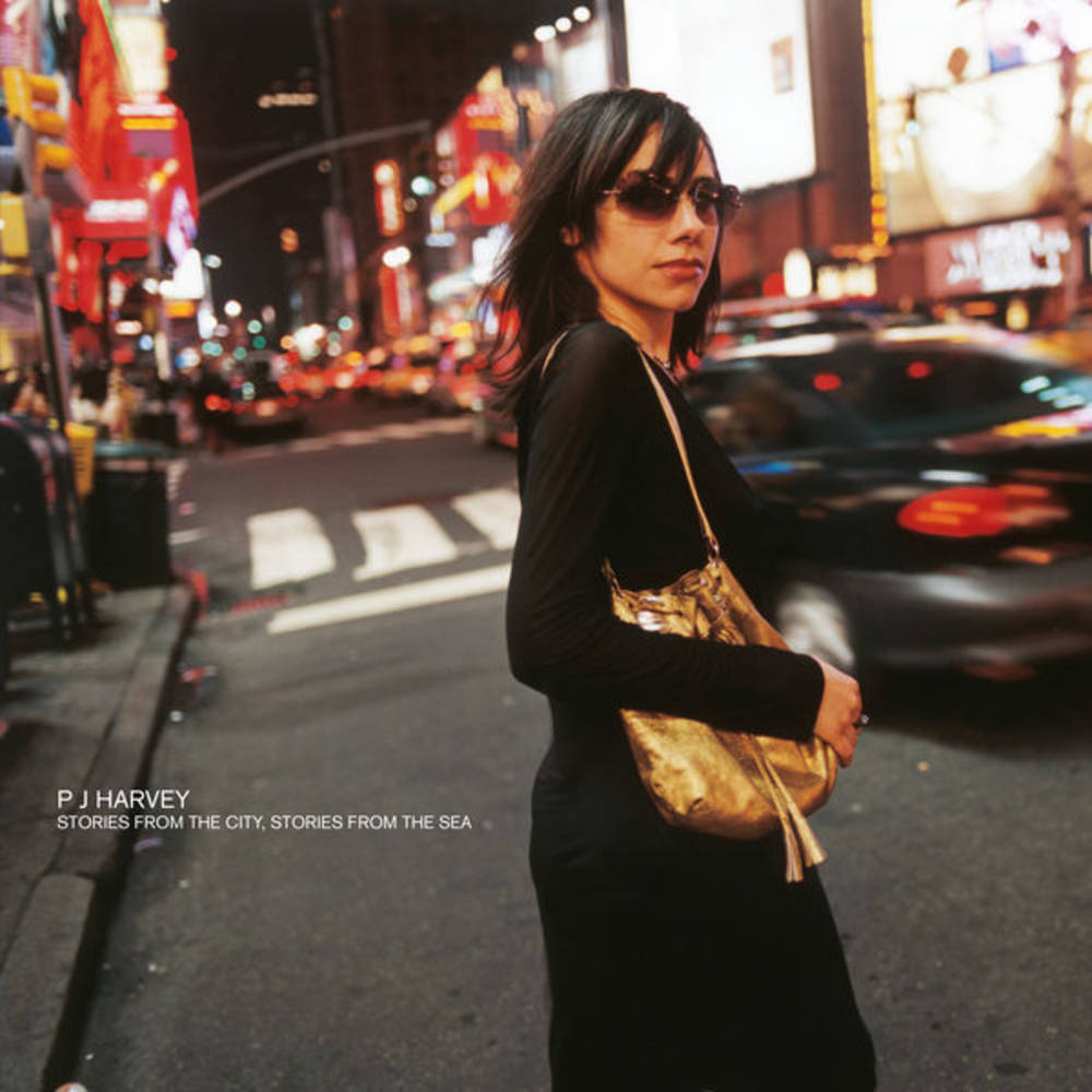PJ Harvey - Stories From The City, Stories From The Sea [LP]