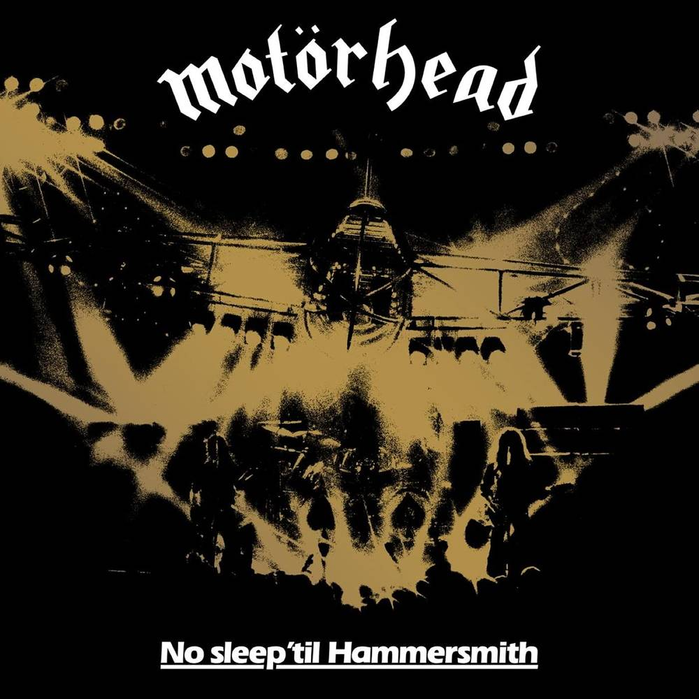Motorhead - No Sleep 'til Hammersmith: 40th Anniversary Edition [4CD Box Set]